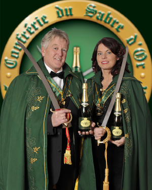 Kentish Maitre Sabreurs Where Sabre Meets Bottle S